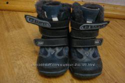 Зимние ботинки для мальчика, 20р, длина стельки 12, 5 см.