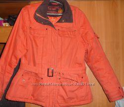 Фирменная термокуртка размер 48-50