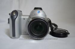 Цифровой фотоаппарат Konica Minolta DiMAGE Z3