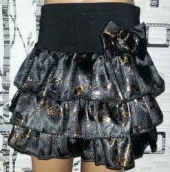 Нарядные, красивые юбки на девочек.