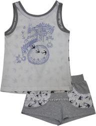 Комплект майкашорты Ласточка - 92 размер