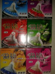 Презервативы с усиками и шариками
