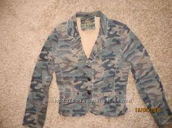 пиджак женский милитари р. М