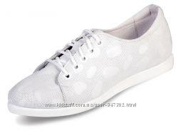 Кожаные удобные туфли Мida
