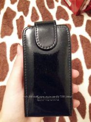 Чехол из экокожи для Samsung Galaxy S5830