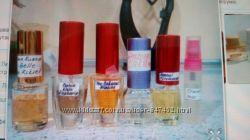 Мои отливанты оригинальной парфюмерии