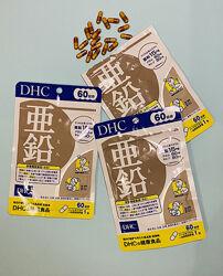DHC Цинк Селен и Хром на 60 дней Япония