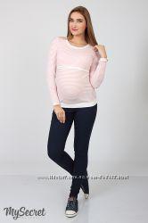 Джеггинсы лосины для беременных, под животик