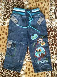 Утепленные джинсики