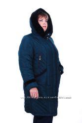 Пальто зимнее молодежное от 50 до 64р-Новинка зимы-Хит сезона-теплое, модное