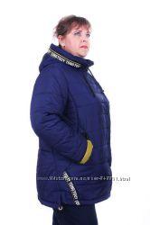 Куртка-парка весенняя, молодежная, стильная-от 50 до 64р-Новинка весны-Хит