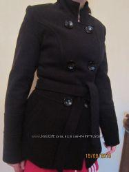 кашемировое пальто 44р