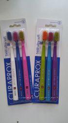 Curaprox 5460 Ultra Soft -зубные щетки.