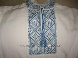 Вышиваю крестиком  вышиванки на заказ