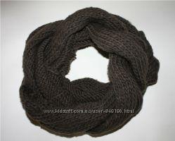 Снуд-шарф болотный