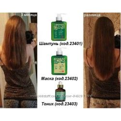 Шампунь-активатор роста волос, маска, тоник Bio Rehab