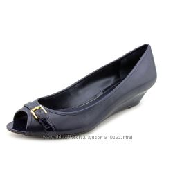 Элегантные новые кожаные туфли Lauren Ralph Lauren, размер 38, 5 амер. 8