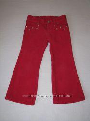Вельветовые штанишки от GYMBOREE