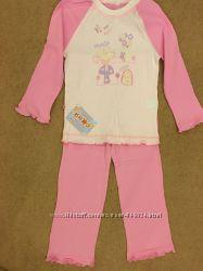 Пижамка для девочки  2 цвета