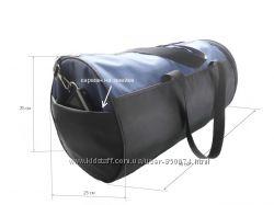 Недорогая сумка спортивная с отделением для кроссовок