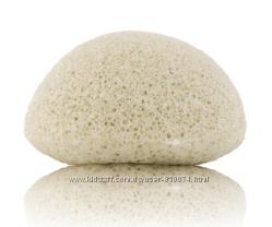 Конжаковый спонж с экстрактом ямса для сухой кожи