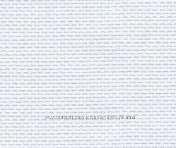 Канва для вышивки белая 14-я Гамма и Zweigart