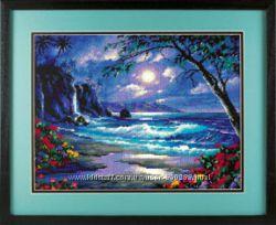 Набор для вышивания Dimensions 2498 Moonlit Tide Полнолуние