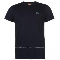 Мужская футболка Lee Cooper оригинал