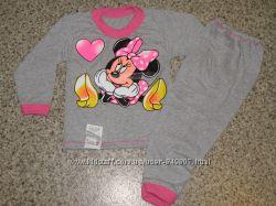 Пижама для девочки 98-104, 110-116, 122-128, 134-140