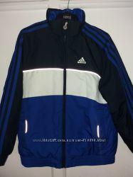 Фирменная куртка Adidas, 10 - 12 лет, 138 - 150см