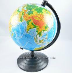 Глобус физический, диаметр 260 мм