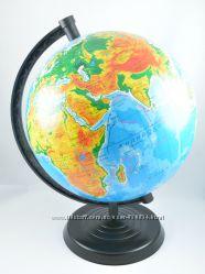 Глобус физический, диаметр 160 мм