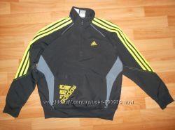 Спортивная кофта Adidas на мальчика 11-12лет. 146-152см. Оригинал.