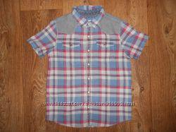 Рубашка River Island на мальчика 8-9лет. 128-134см. Хлопок.