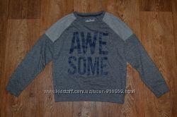 Модные кофты, свитера Rebel на мальчика 10-11лет. 140-146см. Хлопок.