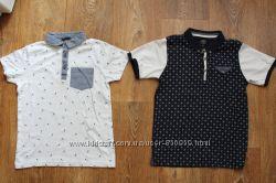 Фирменные футболки George, Next, F&F на 8-9лет. 128-134см. Хлопок.