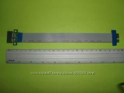 Райзер удлинитель PCI-E 1x гибкий шлейф 24 см