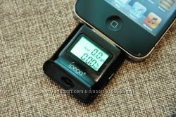Алкотестер для айфона iPhone4 4S iPad iPod