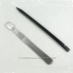Инструменты для ремонта и разборки iPad, iPod, iPhone, ноутбуков 2 шт