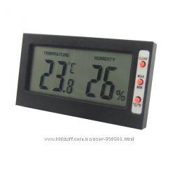 Термометр домашний инкубатор теплица показание влажности RH и температуры Г