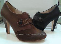 Демисезонные туфли Plenty