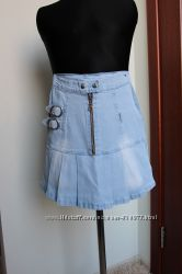 Джинсовая юбочка для девочки ROSAN-TEX