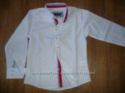 Турецкие рубашки NJN с длинным рукавом
