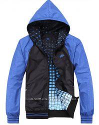 Двусторонние мужские куртки NIKE - Уценка