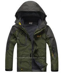 Зимние мужские куртки JACK WOLFSKIN 2в1