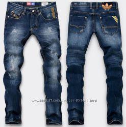 В наличии мужские джинсы Diesel, Dsquared, Diesel Adidas, Levis, Lee