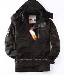 Зимние мужские куртки 2в1 Geographical Norway ARAKHAND Оригинал