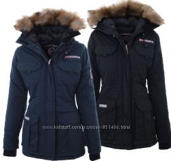 Женские куртки парки Geographical Norway Alcatras Оригинал