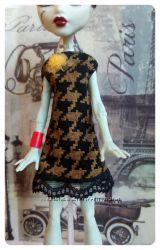 Одежда hand-made, обувь для кукол Monster high, бантики