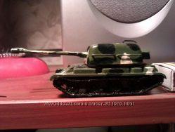 Модели бронетехники СССР